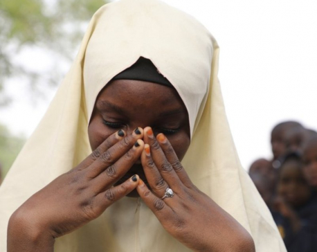 Hundreds of Nigerian schoolgirls taken in mass abduction