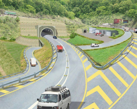QRDC under Dept of Roads intensifies study to develop short tunnels in major highways across the country