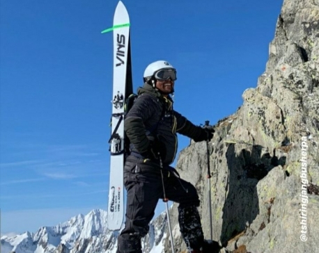 Popular mountain guide Sherpa offers five key suggestions to make environment-friendly expeditions