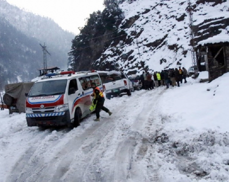Pakistan: 21 more bodies recovered in avalanche-hit Kashmir