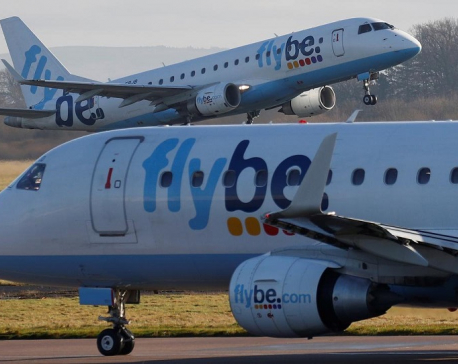Flybe collapses as coronavirus deals final blow