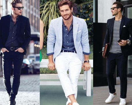 Smart styling tips for men
