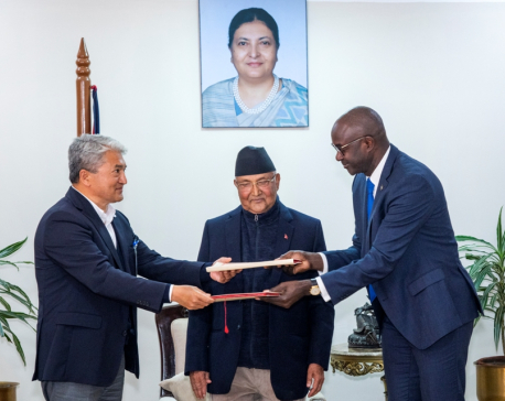 Educational prosperity necessary to achieve prosperity: PM Oli
