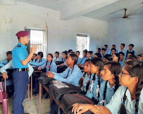 Nepal Police making strides in community partnership