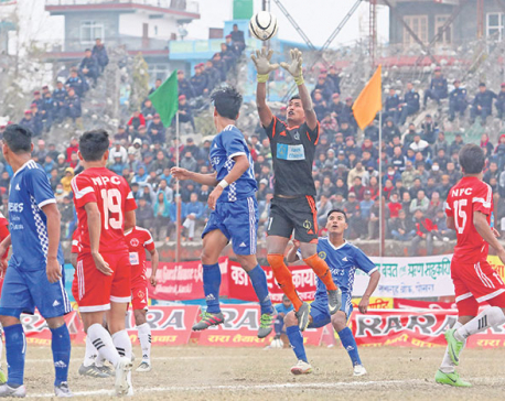 NPC to play Three Star in Aaha Rara final
