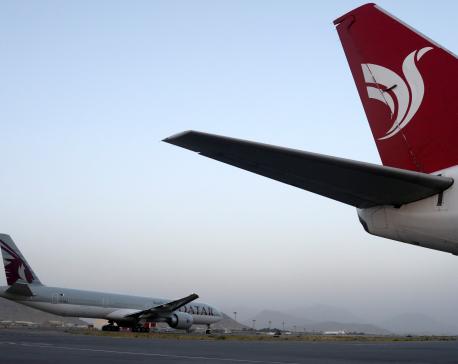 Afghanistan commercial flights resume as U.N. warns of humanitarian crisis