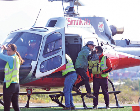 2 bodies presumed to be of S. Koreans missing in Annapurna region recovered: Report