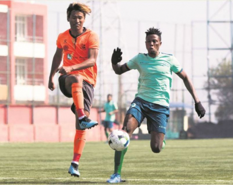 Saraswati gets first win, Army goes top