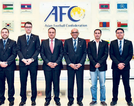 AFC lauds Nepal Police on match-fixing investigations