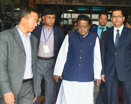 High-level delegation from Bangladesh arrives to take updates about fatal crash