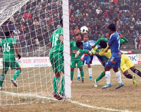 APF books place in quarterfinal