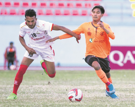 Problem beckons as APF, Himalayan winless