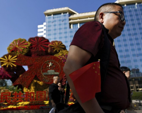 China central bank says no plans for big economic stimulus