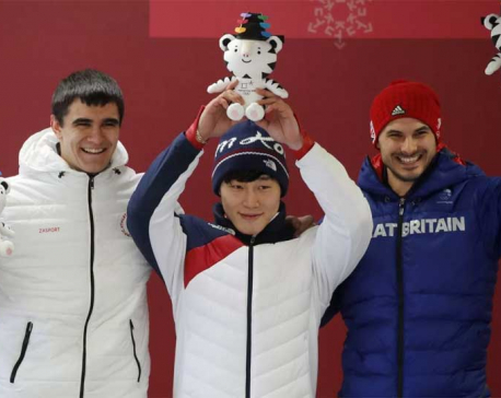 Asia just won its first Olympic gold in a sport long dominated by the West