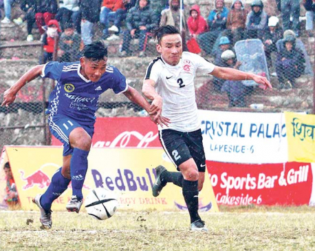 Dharan defeats Sikkim United
