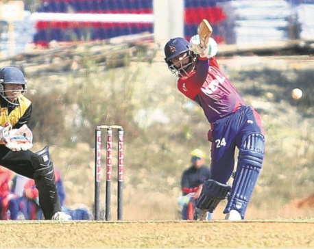 Aarif hits century in practice match against Malaysia XI