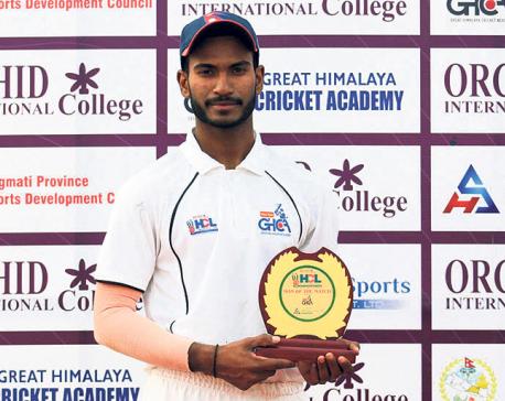 Sheikh stars again as GHCA claims win