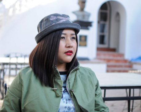 DAO Kathmandu allows police to remand singer Astha Raut in custody for four days