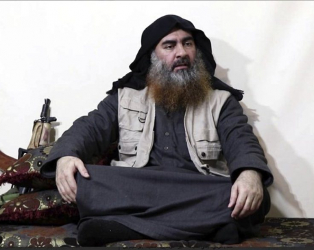 Islamic State leader leaves a legacy of terror