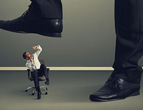 What to do when you see abusive behavior at work?
