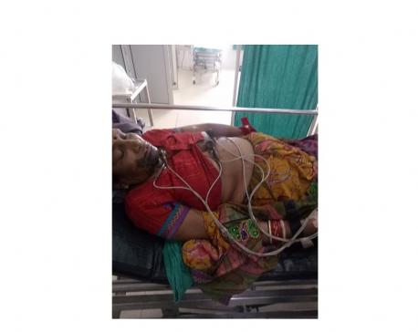Woman injured after acid attack in Kapilvastu