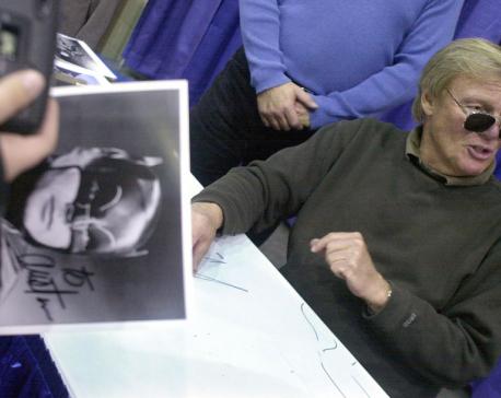 Adam West, who played 1960s-era Batman, dies at 88