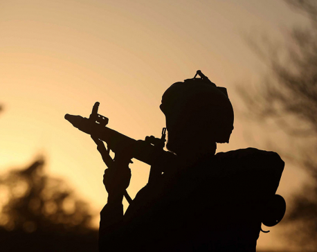 Afghan official: Taliban kill 8 policemen in country's west