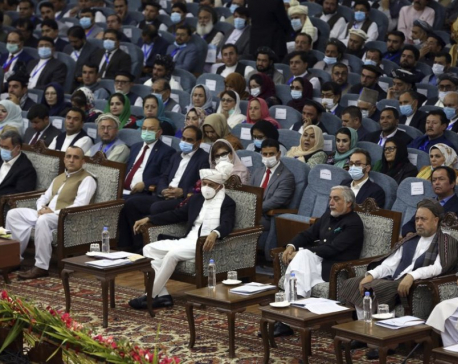 Traditional Afghan council meets on release of 400 Taliban