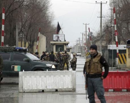 18 soldiers killed in West Afghanistan