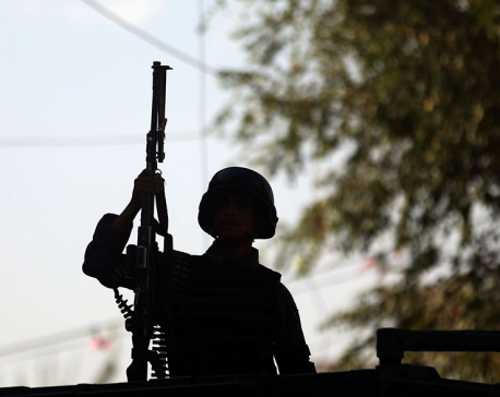 Afghan officials: Taliban wave of attacks kills at least 34