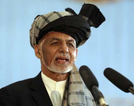 Afghans vote for president amid Taliban threats, fraud fears
