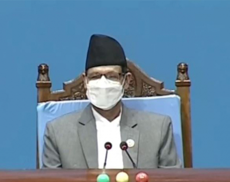 CPN-UML boycotts an all-party meeting called by Speaker Sapkota to resolve parliament obstruction