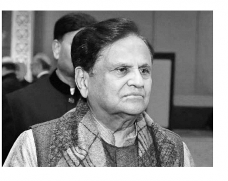Senior leader of Indian National Congress Ahmed Patel dies of coronavirus complications