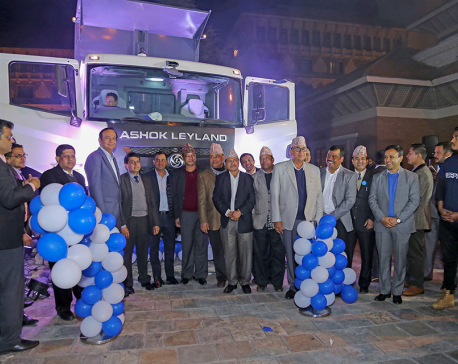 Ashok Layland  launches CAPTAIN range trucks