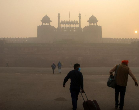 New Delhi's air quality at worst levels this year, residents complain of breathlessness