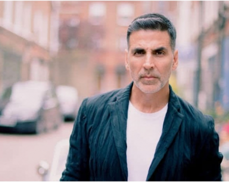 Akshay Kumar injured on 'Sooryavanshi' set in Mumbai