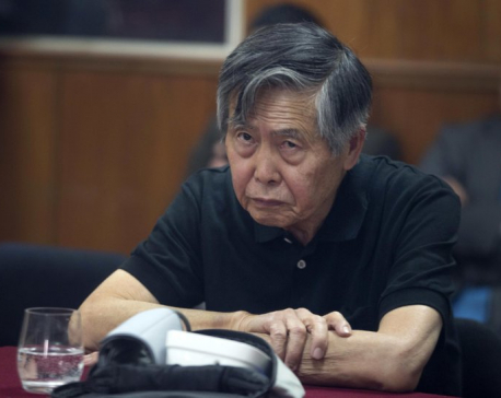 Peru's president grants medical pardon for jailed Fujimori