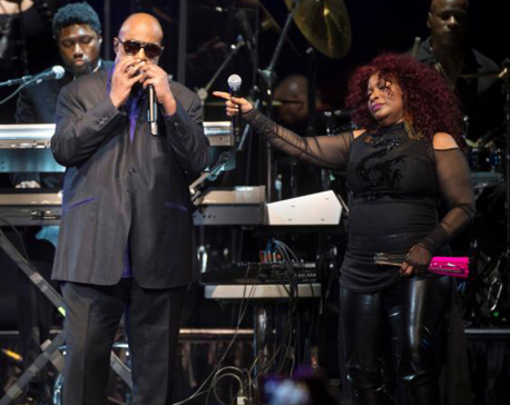 Stevie Wonder tops all-star roster for Prince tribute concert