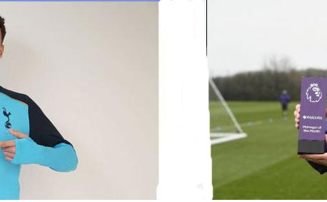 Clement, Alli win monthly Premier League awards