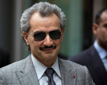 Saudi billionaire Prince Alwaleed released as corruption probe winds down