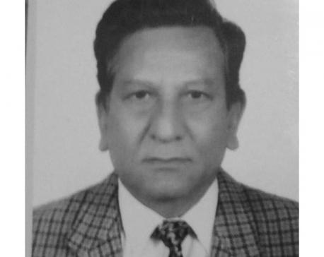Former Nepali envoy to Pakistan no more
