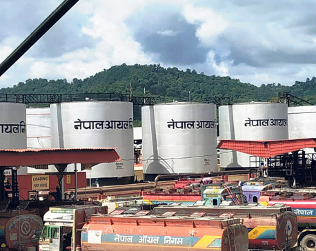 Amlekhgunj depot starts supplying diesel to Bhairahawa, Biratnagar