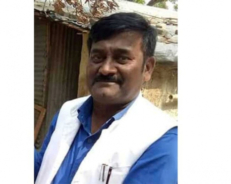 Bishrampur rural municipality chair Raut charged with vehicular homicide after 13 years