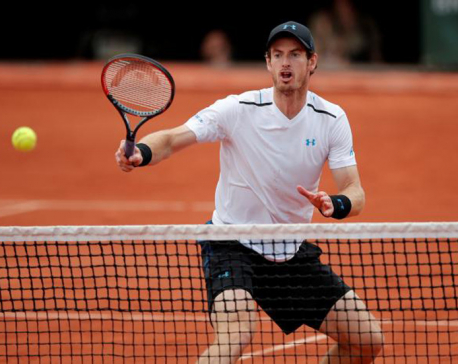 Murray to attempt comeback if his body allows it