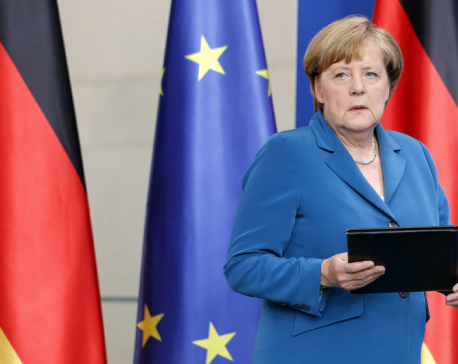 German Chancellor Merkel's to seek fourth term
