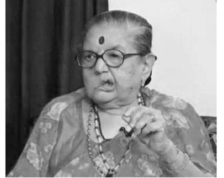 Renowned educationist Angur Baba Joshi passes away
