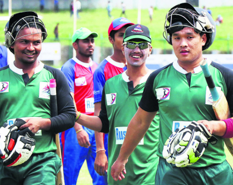 Army makes winning start to Prime Minister Cup