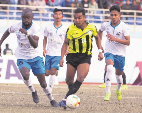 MMC's title defense falters after third consecutive draw