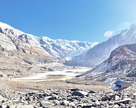Trekking entrepreneurs in search of new trekking trails