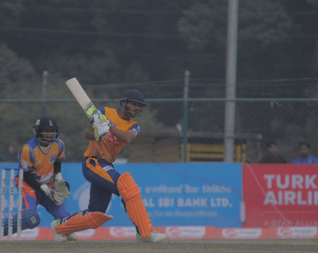 Rath anchors Biratnagar Warriors to win in consecutive matches